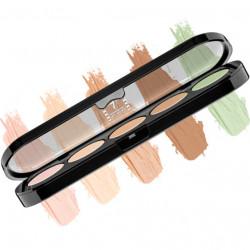 5 Cream Concealers Palette