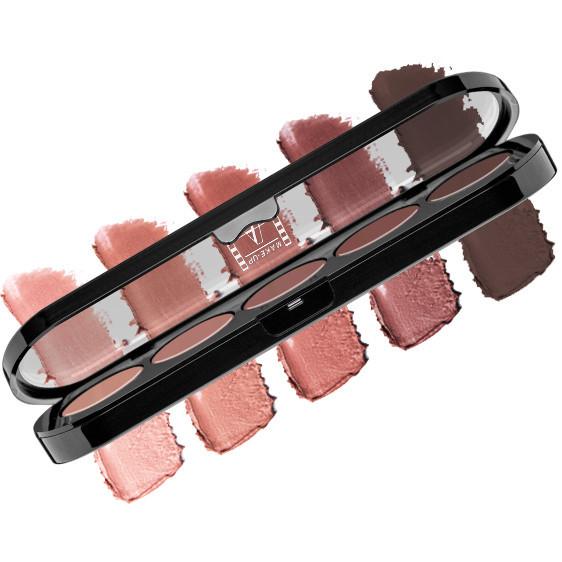 Paleta de 5 Lipsticks