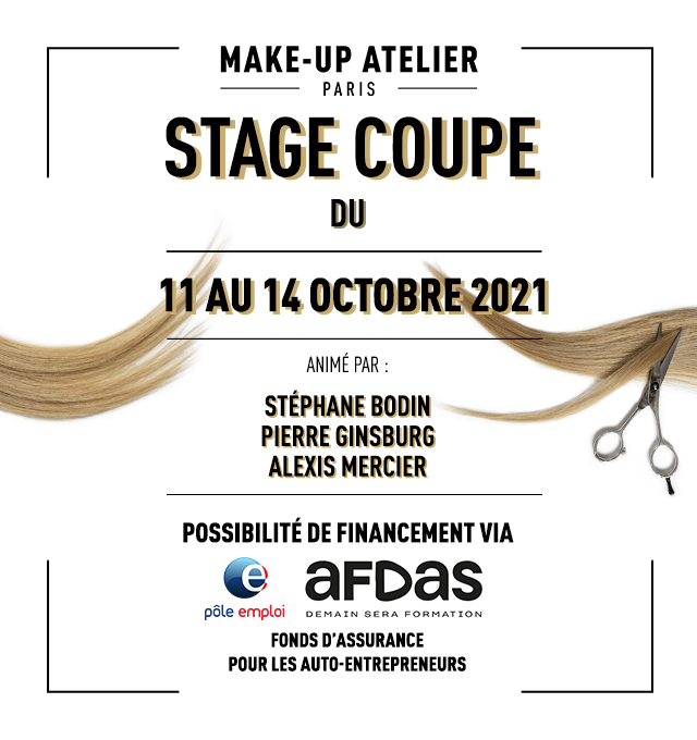 Stage Coupe Avril 2021